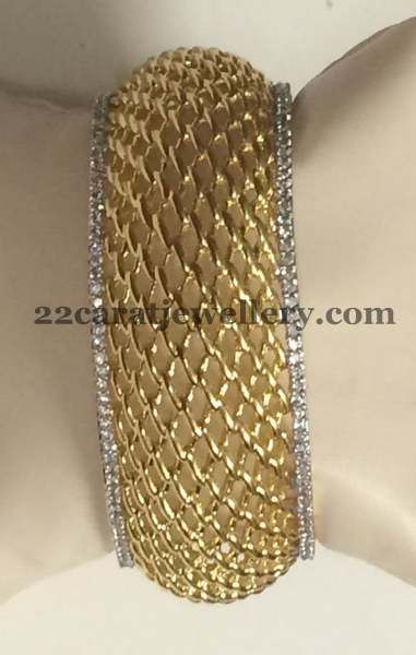 Real Look 1 Gram Gold Bangles Gallery | Jewelry bracelets bangles .