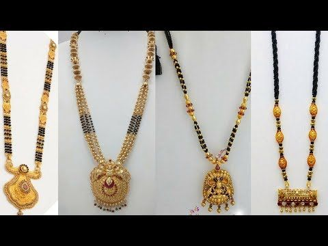 Latest 1 gm Gold Mangalsutra with price and Address (1 Gram gold .