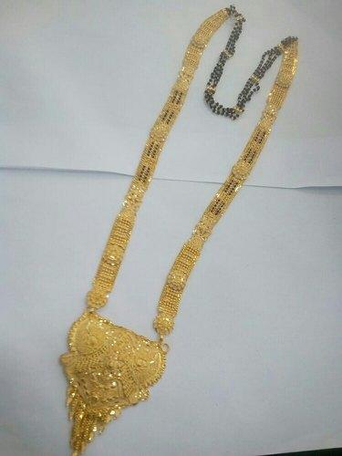 Gold Copper 1 gram mangalsutra, Rs 2600 /piece Sanghvi Jewellers .
