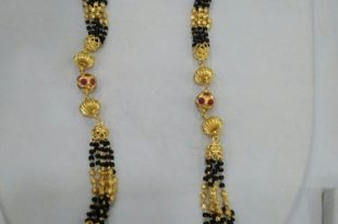 Gold Daily Wear 1 Gram Mangalsutra, Rs 2800 /piece Sanghvi .