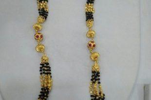 Gold Daily Wear 1 Gram Mangalsutra, Rs 2800 /piece Sanghvi .