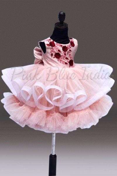 1 birthday dress for girl 1e14