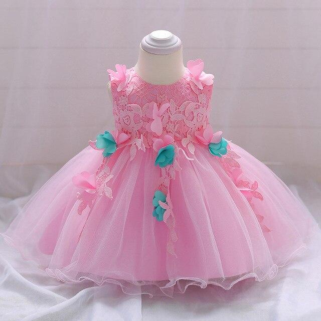 1 Year Toddler baby Girl Dress Baby Girl Birthday Dresses For .