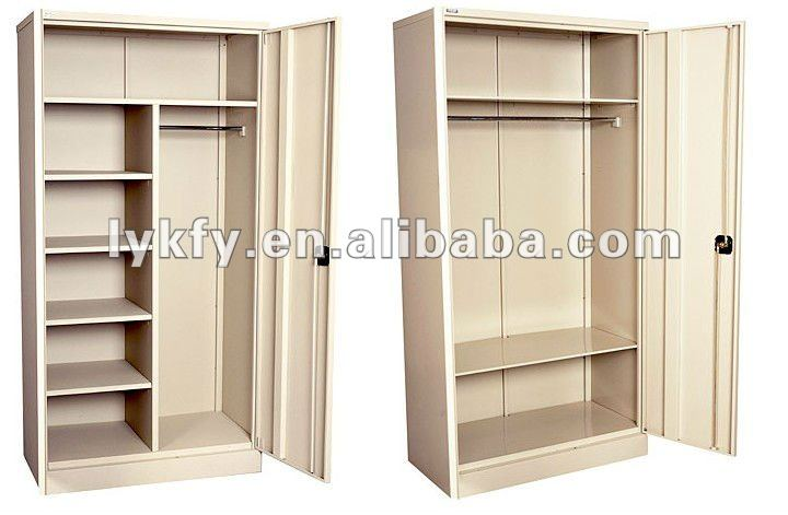KFY-WR-04 Beige 2-Door Steel Dressing Cupboard, View Dressing .