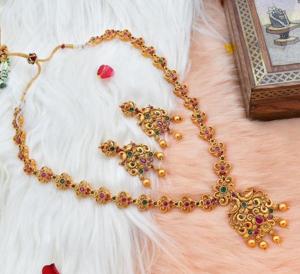 one gram gold necklace – Griih