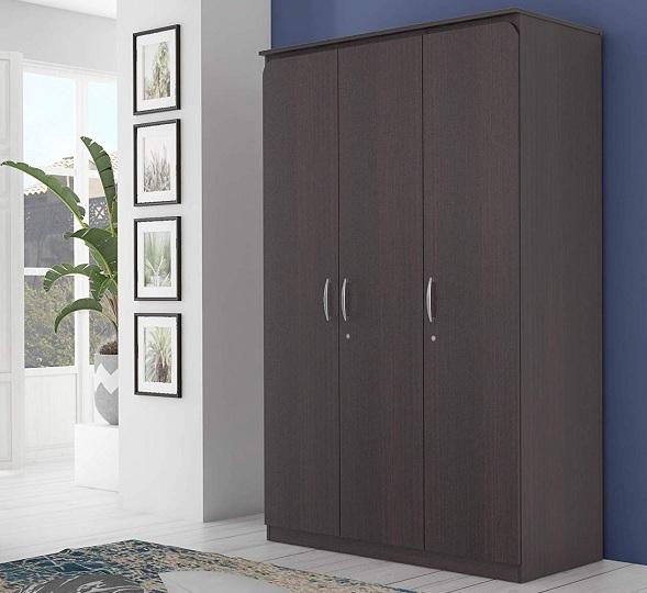 10 Modern 3 Door Wardrobe Designs With Pictur