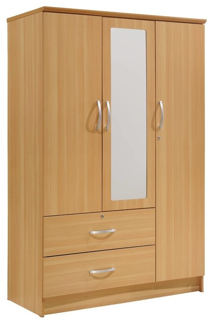 3 Door Wardrobe - Door inspiration for your ho