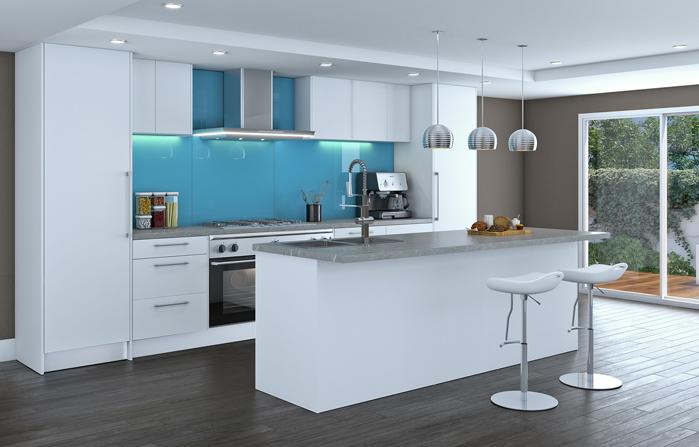 15 Top 3D Kitchen Designs (With images) | 3d kitchen design .