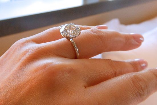 Jewel of the Week - A 5-Carat Dream Diamond Named Holly | 5 carat .