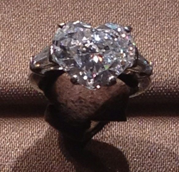 5 Carat Heart Shaped Diamond Ring just maybe I can get it sine we .