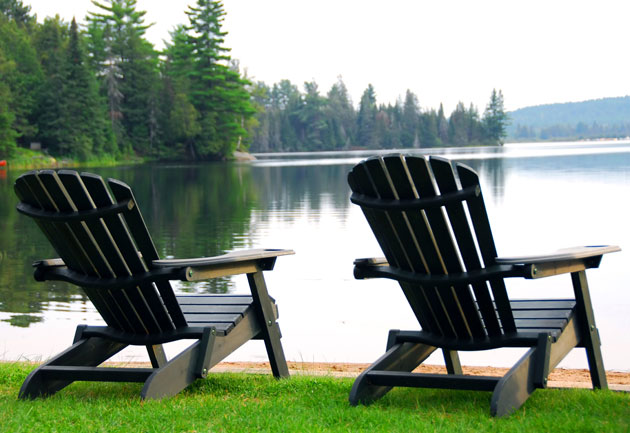 Learn About the History of the Iconic Adirondack Cha