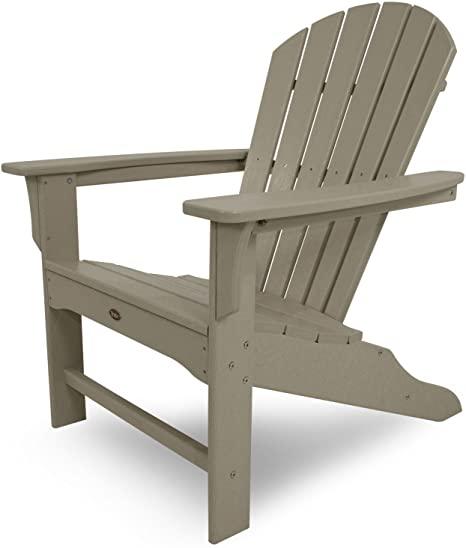 Amazon.com : Trex Outdoor Furniture Cape Cod Adirondack Chair .