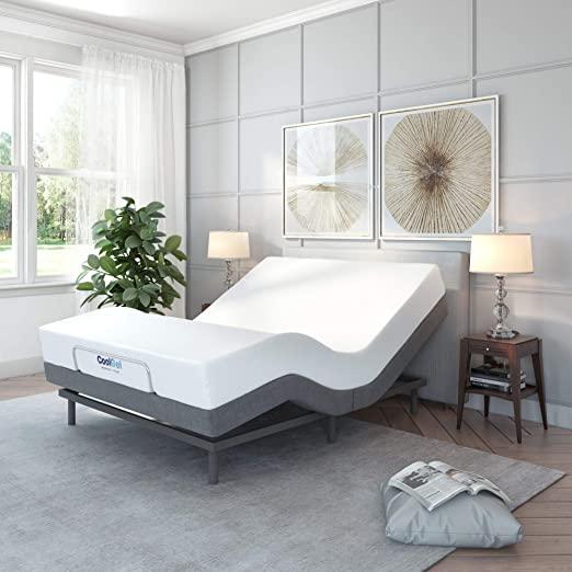 Amazon.com: Classic Brands Adjustable Comfort Upholstered .