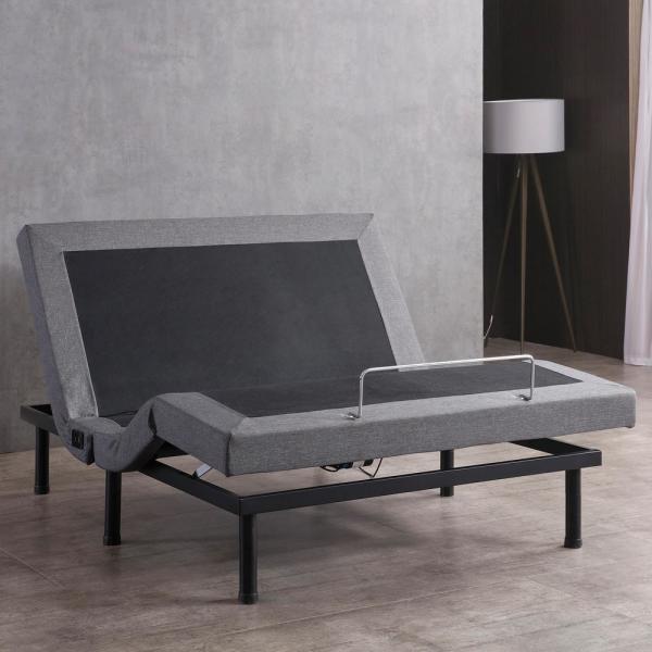 Adjustable Comfort Adjustable Comfort Queen-Size Adjustable Bed .