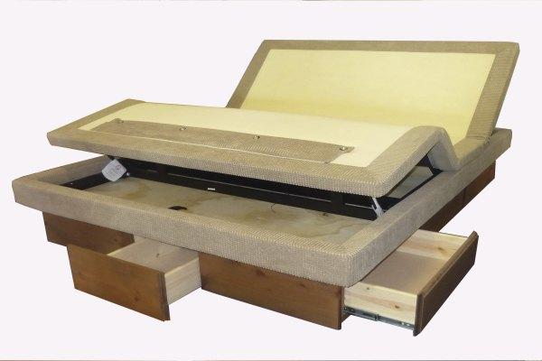 Ultimate Bed Platform Beds with Drawe