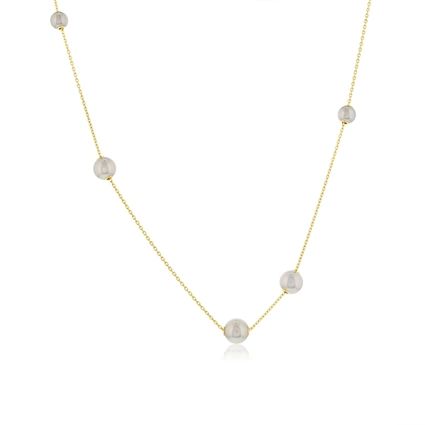 MIKIMOTO Pearls In Motion Akoya Pearl Necklace   Reis-Nichols .