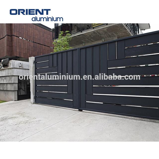 Indian House Main Entrance Aluminium Gate Designs - Buy Modern .
