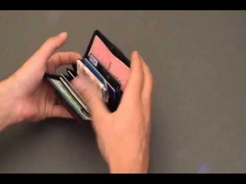 Aluminium Wallet / Portefeuille Aluminium OGON DESIGNS - YouTu
