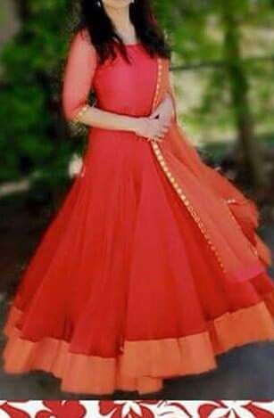 Anarkali Churidar Designs