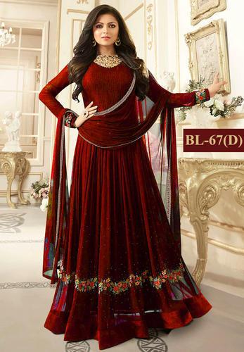 Wedding Anarkali Salwar Suit at Rs 999/piece   Anarkali, Anarkali .