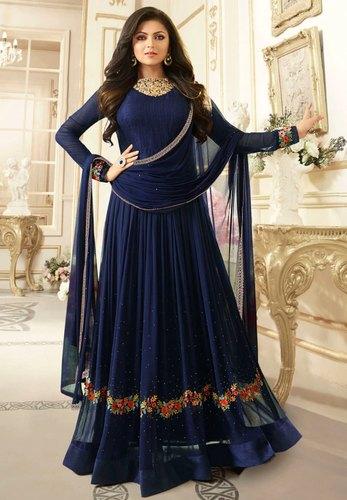 georgette Net Anarkali Salwar Suits, Rs 1099 /piece Smart Shop .