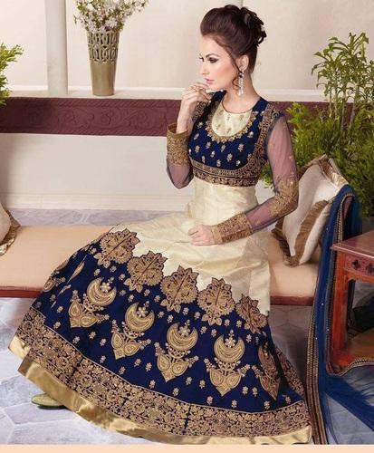 Indian Traditional Anarkali Salwar Suit at Rs 3500/pc   Anarkali .