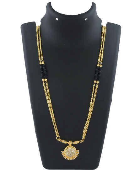 Buy Latest Mangalsutra Online-artificial, Gold, Short, Long .