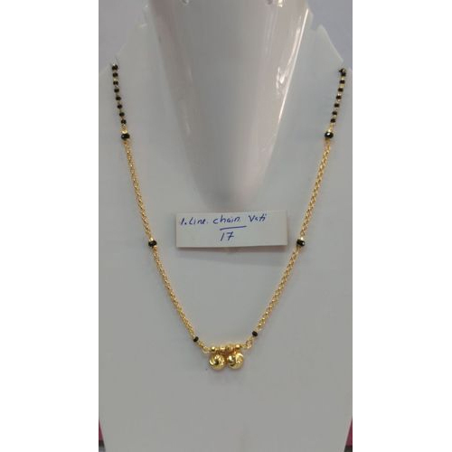 Vraj Artificial Mangalsutra, Rs 17 /piece Vraj Jewellers   ID .