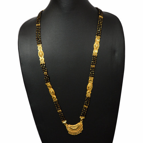Brass Party Wear Women Artificial Mangalsutra, Rs 95 /piece Arafa .