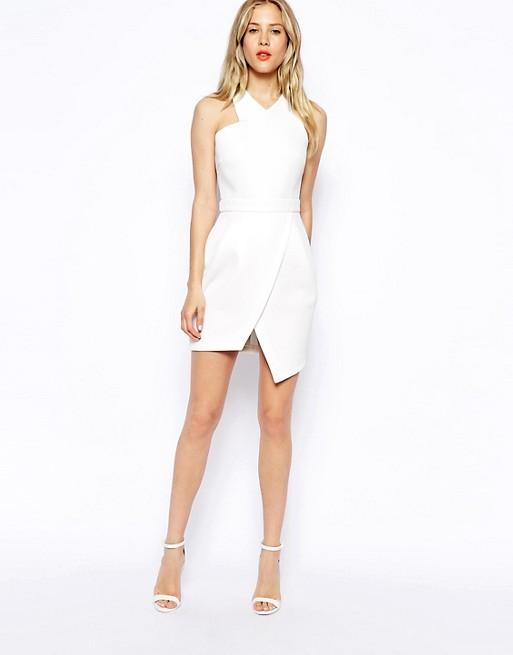ASOS Asymmetric Dress With Step Hem | AS