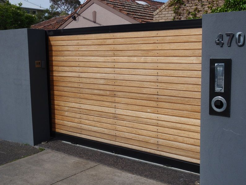 Automatic Gates For Homes