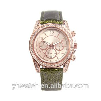 Luxury Diamond Fashion Lady Watch Avon Watches - Buy Luxury .