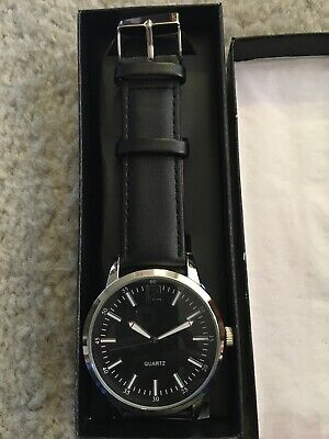 NEW in Box Avon Men's Army Style Watches in Black | eB