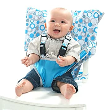 Amazon.com : MY LITTLE SEAT Travel High Chair - Hula Loops - The .