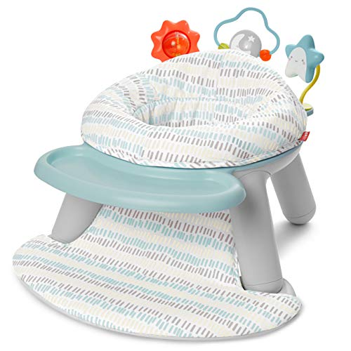 Amazon.com : Skip Hop Silver Lining Cloud Baby Chair: 2-in-1 Sit .