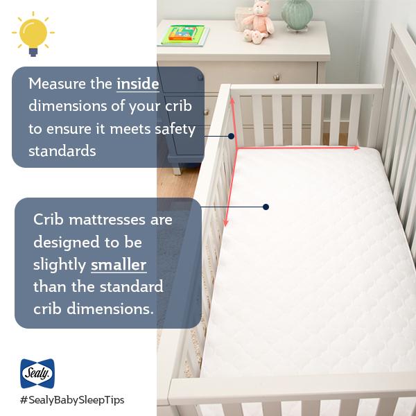Best Baby Crib Mattress | How to Buy a Crib Mattress | Sealy Ba