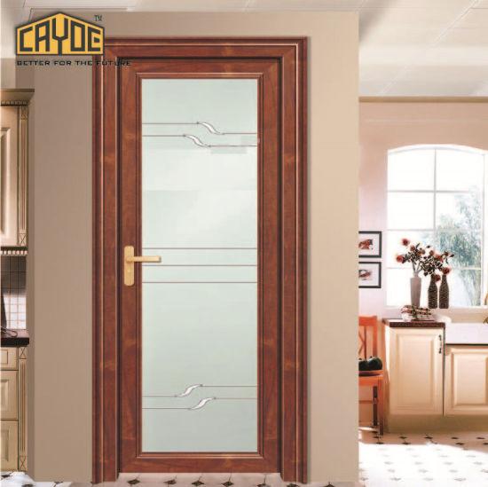 China New House Design Aluminium Folding Bathroom Door Power .