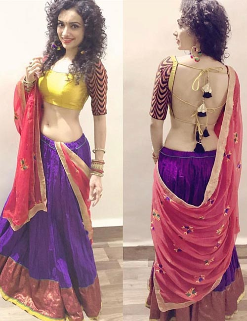15 Backless Blouse Designs - Outfit Ideas For Various Occasio