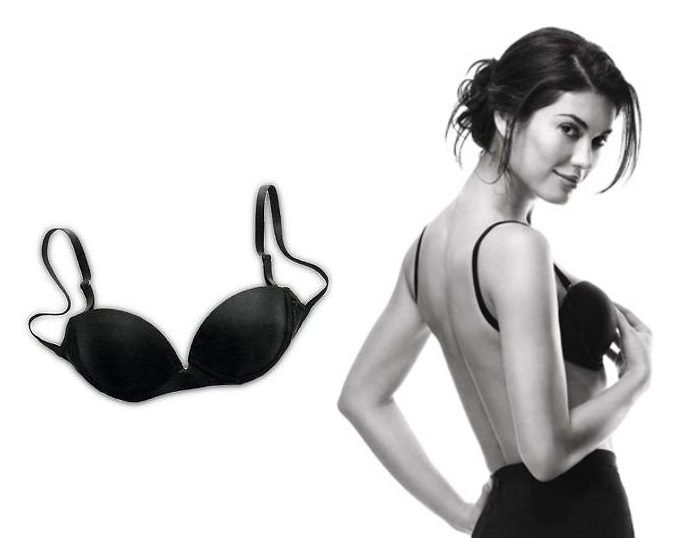 Backless Bra that's not adhesive--Maidenform. | Bra types .