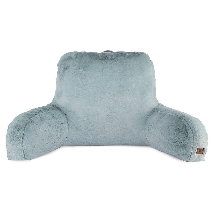UGG® Polar Faux Fur Backrest | Bed Bath & Beyo