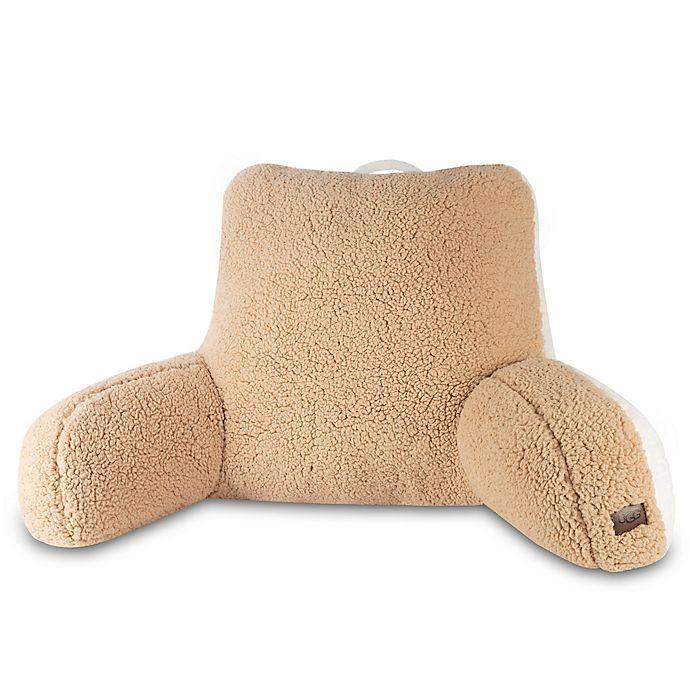 UGG® Classic Sherpa Backrest Pillow | Bed Bath & Beyo