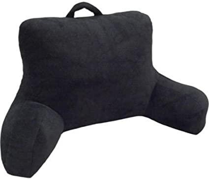Amazon.com : Mainstays Micro Mink Plush Bedrest Pillow Lounger .