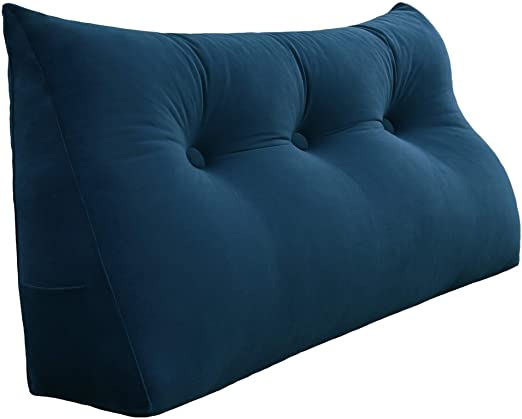 Amazon.com: Roner Bedrest Pillow Bed Wedge Positioning Support for .