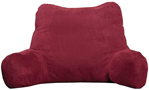 Amazon.com: Backrest Pillow – Large Firmly Stuffed Sitting Support .