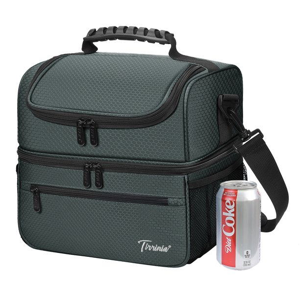 Kato Large Adult Insulated Lunch Bag for Men Women Adult | Durable .
