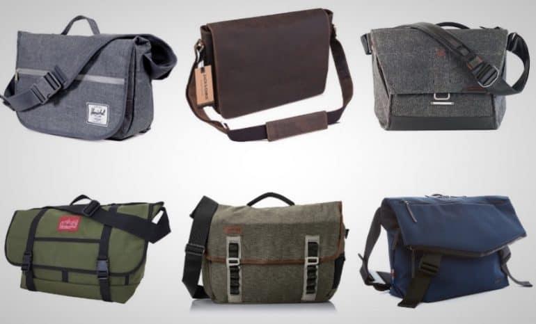 15 Best Messenger Bags For Men On The Market Right N