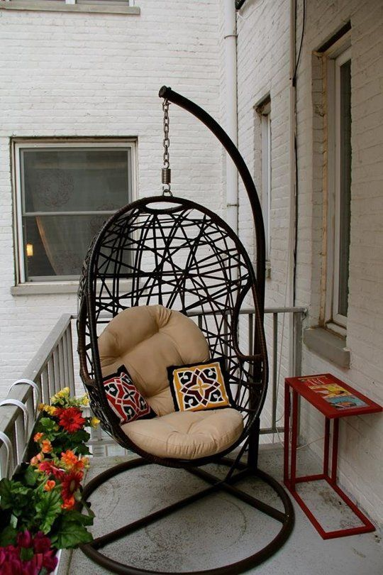 Balcony Chairs Designs
