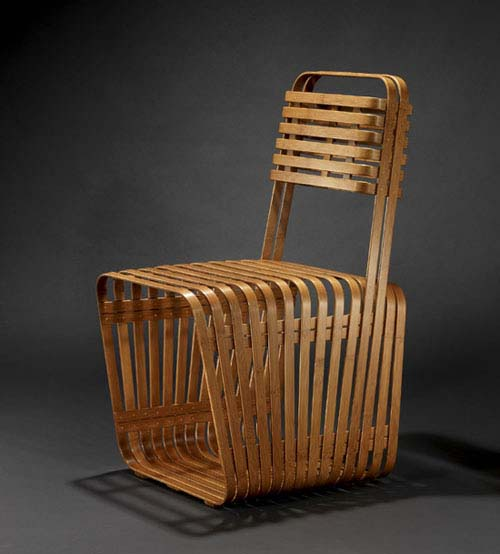 Bamboo Chairs Design from Jun