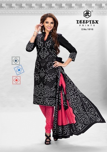 Deeptex chunri vol 18 bandhani print salwar suit-Wholesaler in .