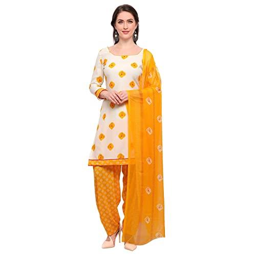 Bandhani Salwar Material: Buy Bandhani Salwar Material Online at .